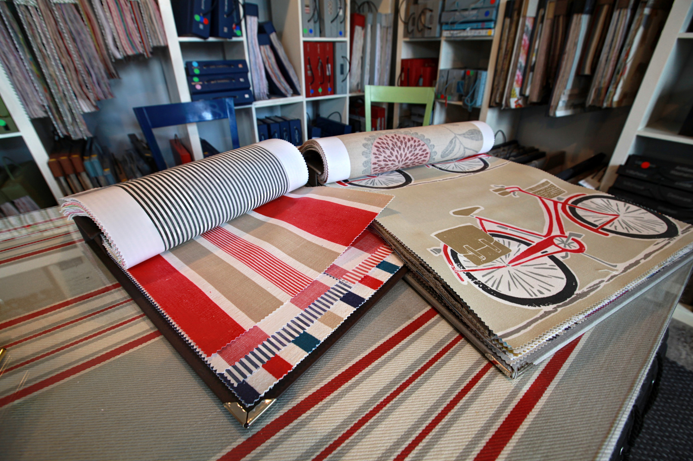 Lesley Duro - Cotswold Curtains & Interiors